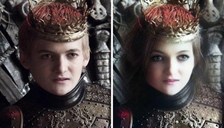 Новый фильтр Snapchat для персонажей «Игры престолов» Интересное