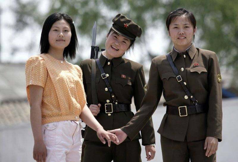 Голливуд наоборот: 10 интересных фактов о кинематографе Северной Кореи Интересное