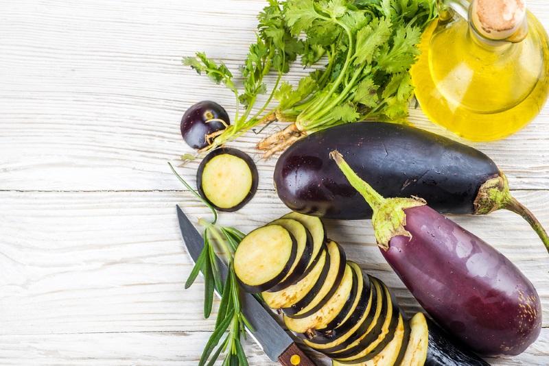 Рецепт легкого ужина из баклажанов Кулинария,Баклажаны,Диеты,Духовка,Овощи,Помидоры,Ужин