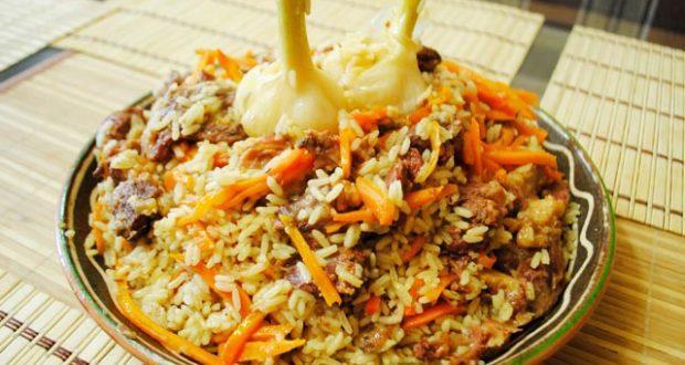 Узбекский плов с бараниной: рецепт с фото Кулинария