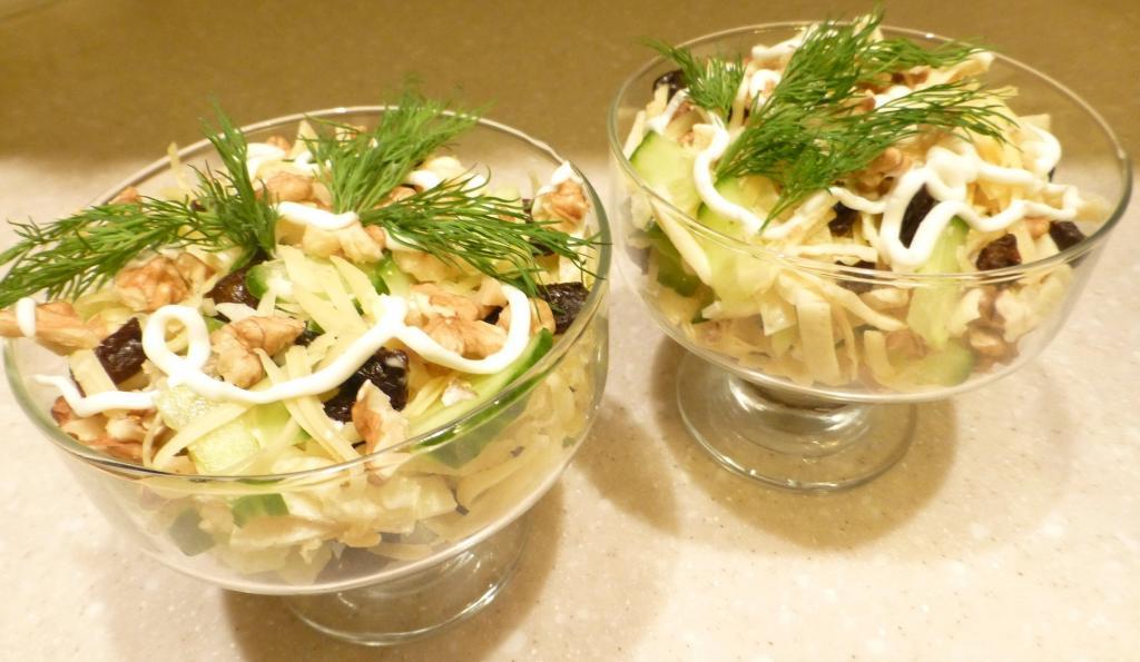 Салат: курица с ананасами и кукурузой. Рецепт приготовления Кулинария