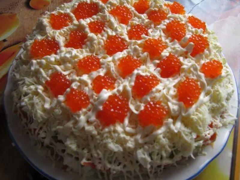 Салат «Дары моря»: готовим дома Кулинария