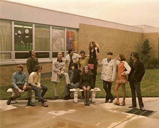 Школа 1970-х: как это было за океаном? Интересное