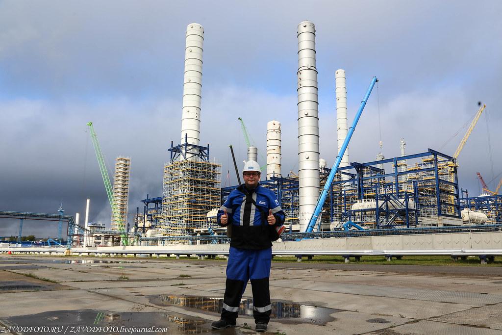 Великие заводы России: Омский НПЗ НЕФТЕПЕРЕРАБОТКА,НЕФТЕГАЗОВАЯ