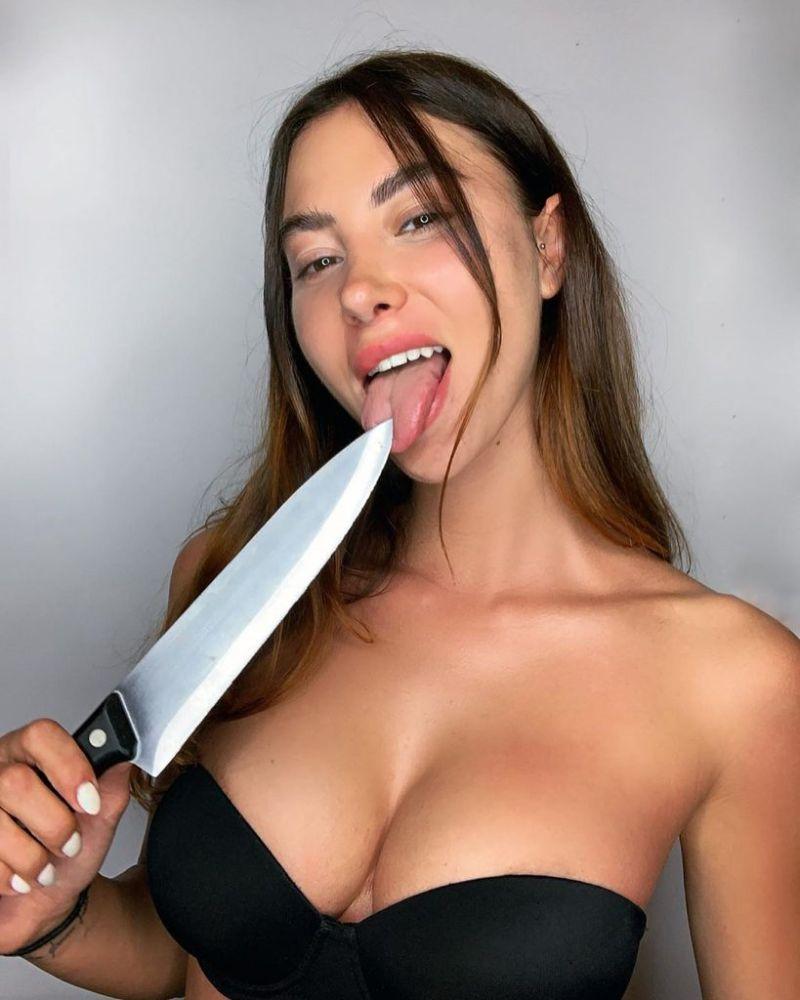 Итальянка Валентина — модель, балерина и кунгфуистка в одном флаконе Знаменитости