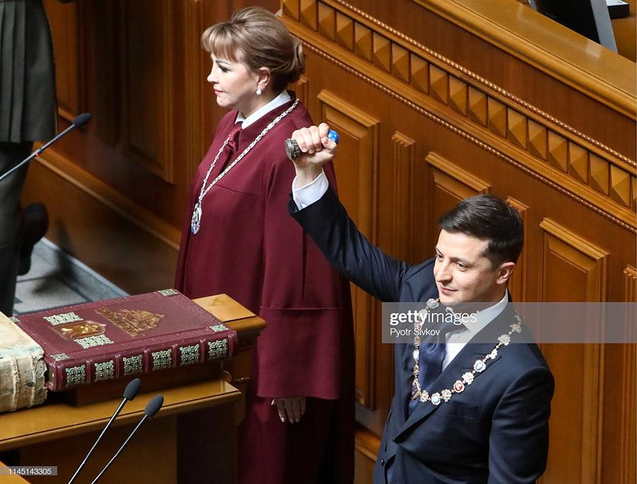 Всё! Зеленский стал президентом Украины. вопрос, украина