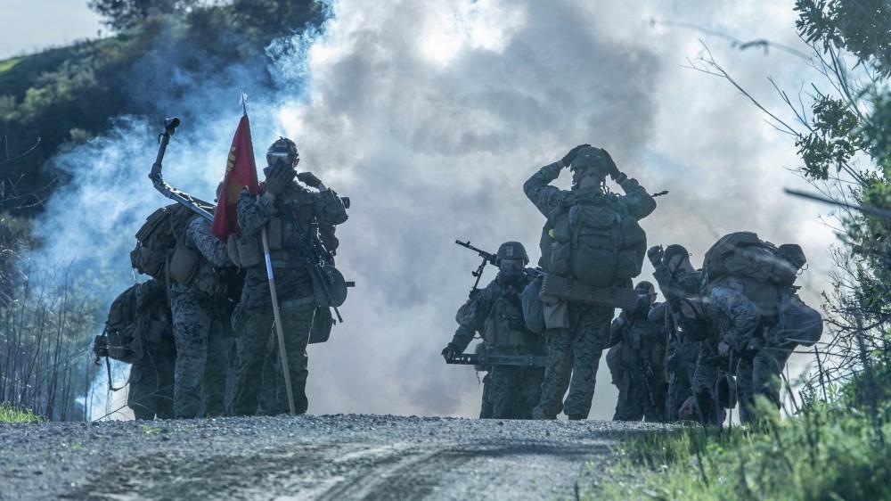 Учения союзников ФРГ,Франция и ее история,Современное войско,Великобритания и ее история,Фото,США,Европа