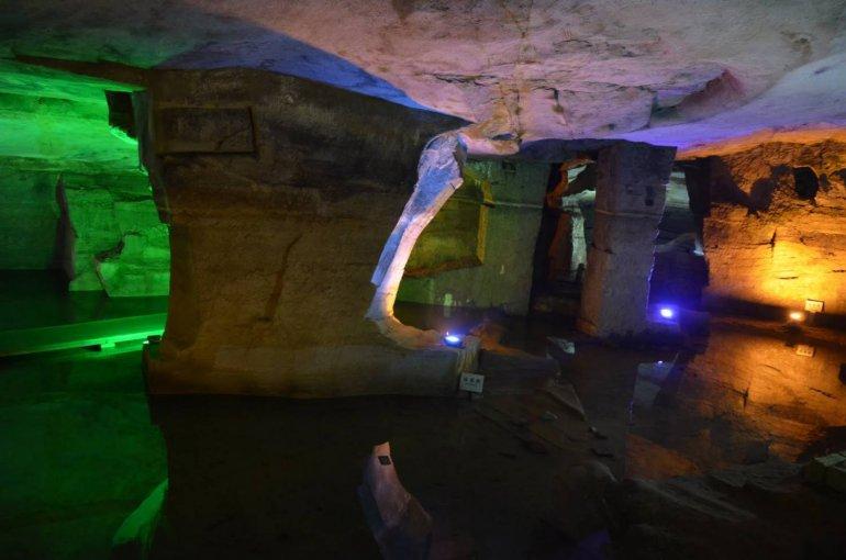 Хуашань – смертельная тропа и загадочные подземные пещеры путешествия,Путешествие и отдых