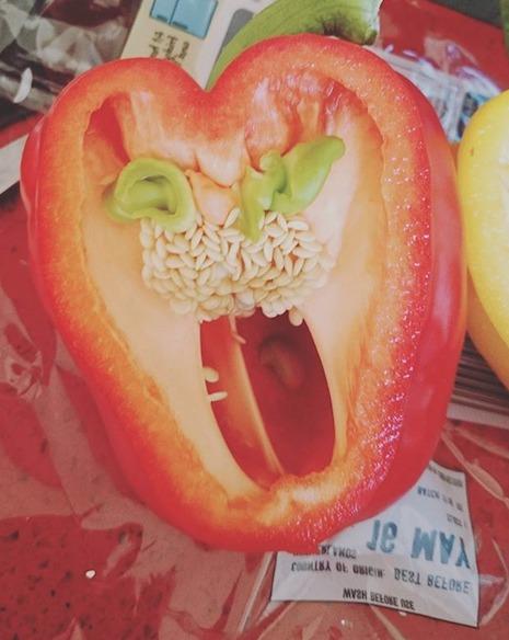 15 доказательств того, что перец — самый эмоциональный овощ из всех существующих Юмор,картинки приколы,приколы,приколы 2019,приколы про