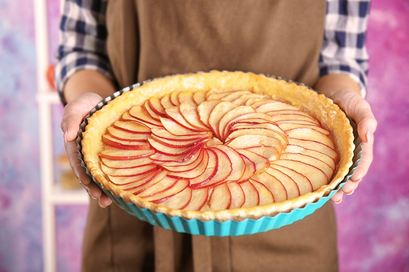 Рецепт яблочной шарлотки Вдохновение,Кулинария,Выпечка,Десерты,Тесто,Шарлотка,Яблоки