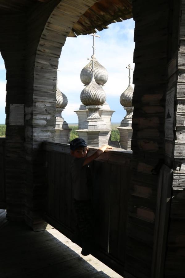 Архитектурные шедевры Русского Севера: спасти и сохранить
