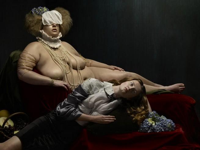 Сны наяву: сюрреалистичные миры фотографа Хелен Собиральски Искусство