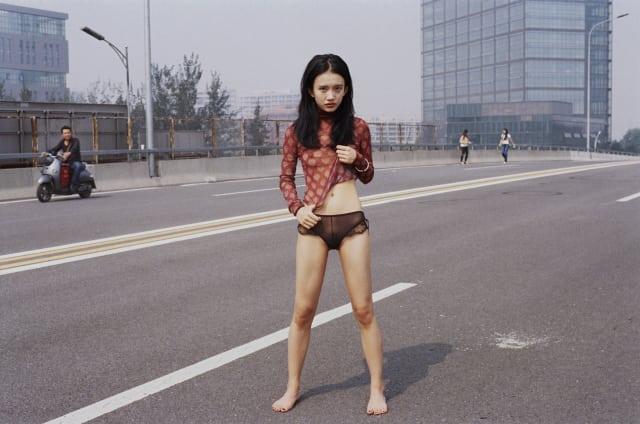 Женственность, свободная от стереотипов: чувственные фотопортреты Ло Ян Искусство