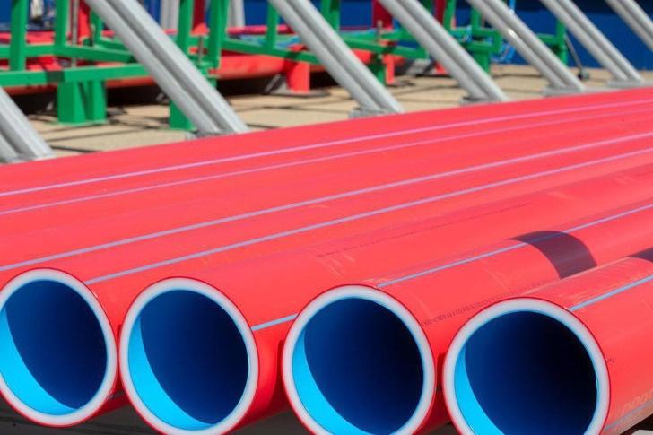 В Подольске Московской области открыт новый цех по производству многослойных труб события,Новости,сделано у нас