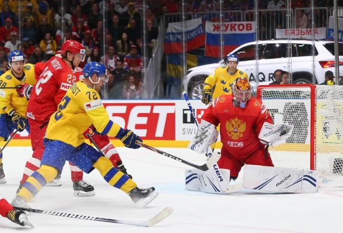 Первая шайба Малкина, вторая Овечкина, шесть за период: Россия уничтожила Швецию! Спорт