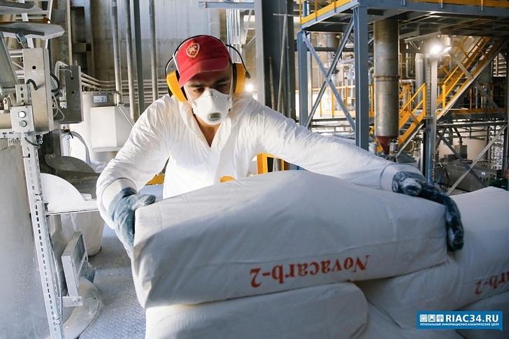 В Волгограде открыто производство по выпуску пластикатов пониженной горючести события,Новости,сделано у нас