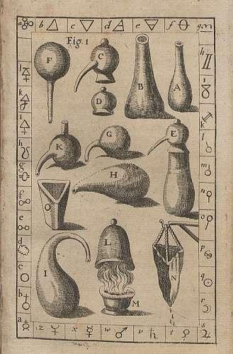 Химия через алхимию История