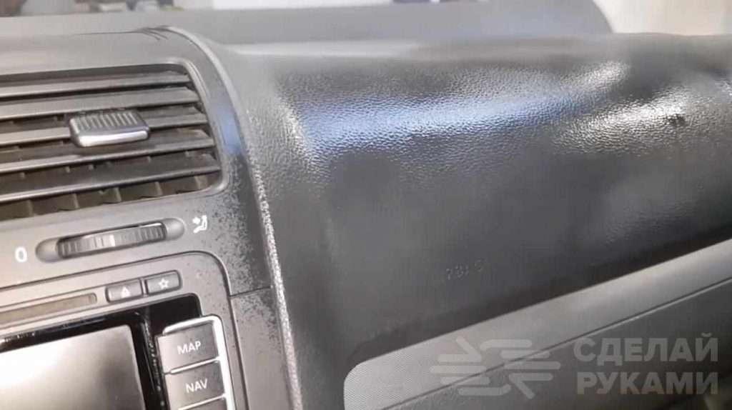 Как восстановить внешний вид пластика в авто Авто и мото