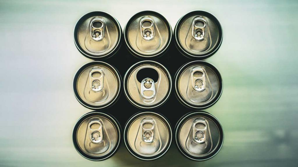 Энергетические напитки более опасны, чем думают люди Интересное