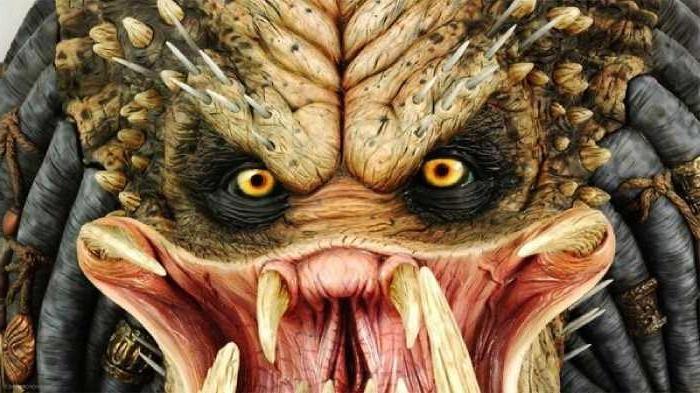 Кто же тот герой, который прячется под грозной маской Хищника? Фото актера Интересное