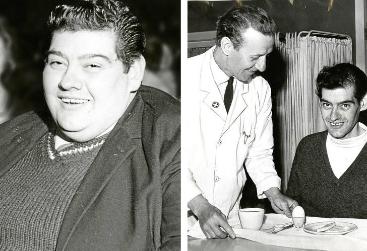 История человека, который отказался от еды на 382 дня, чтобы похудеть Интересное