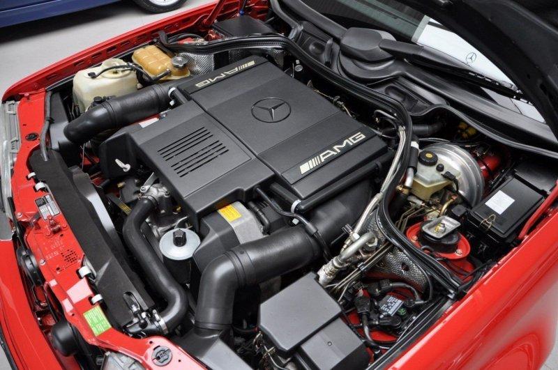 Редкий зверь: Mercedes E60 AMG 1995 года продают по цене нового S-Class авто