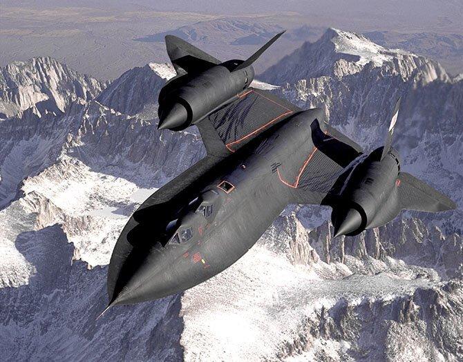 10 самых странных летательных аппаратов Интересное