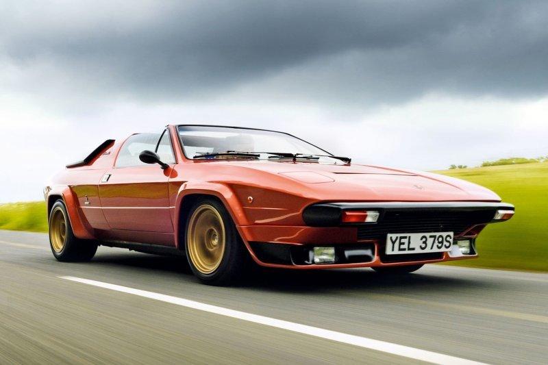 8 автомобилей Lamborghini, которые назвали НЕ в честь корриды и быков авто