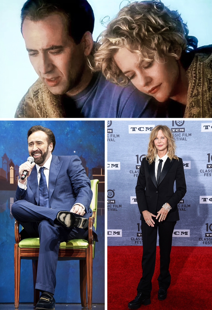 Как сейчас выглядят пары актеров, которые убедительно сыграли любовь на экране Интересное
