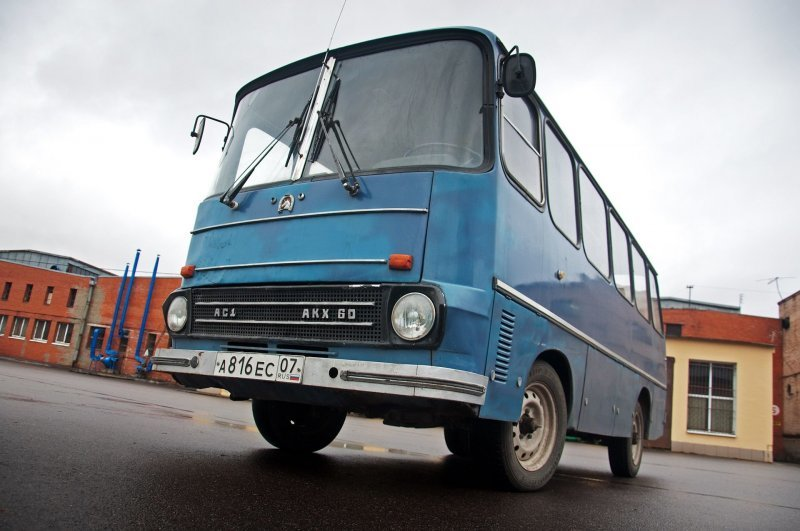 Мал, да дорог: тест-драйв Mini-Ikarus АС1 АКХ-60 авто