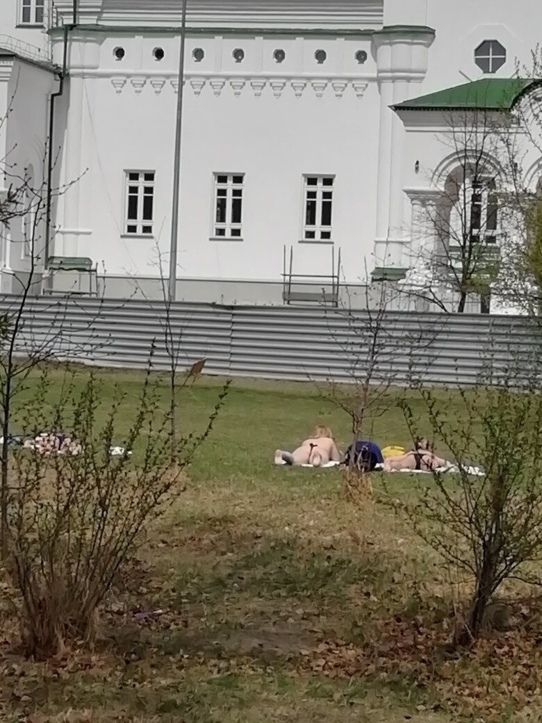 Это может происходить где угодно, но случается только в России   Интересное