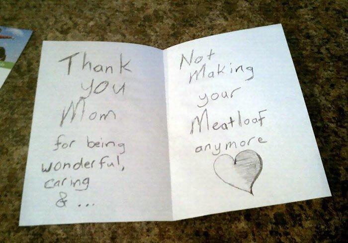 20 детишек, которые умеют порадовать маму в праздник   Интересное