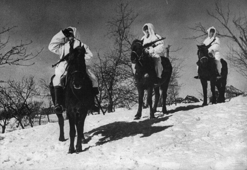 Главный союзник СССР или лошадки МНР   Интересное