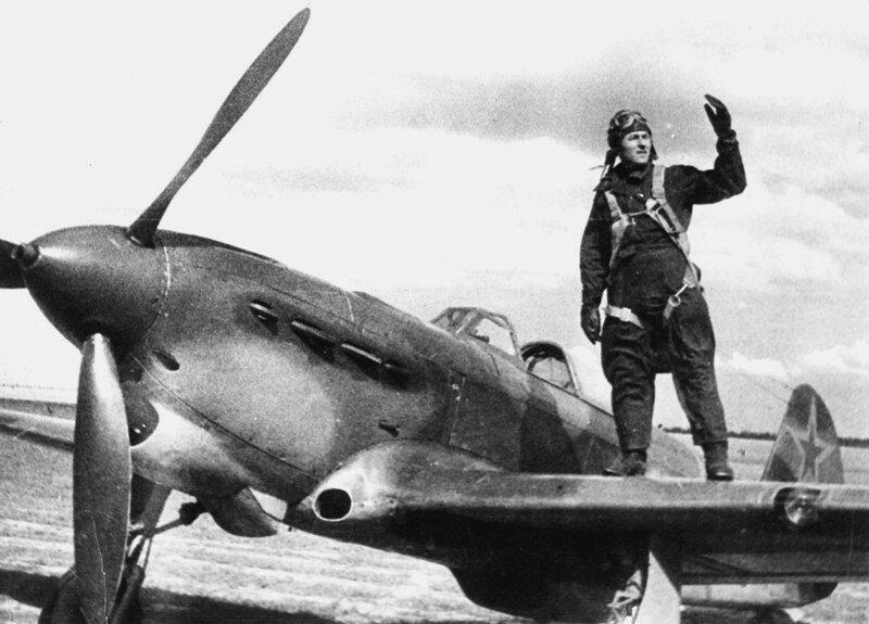 Причины «разгрома» авиации РККА в июне 1941 года   Интересное