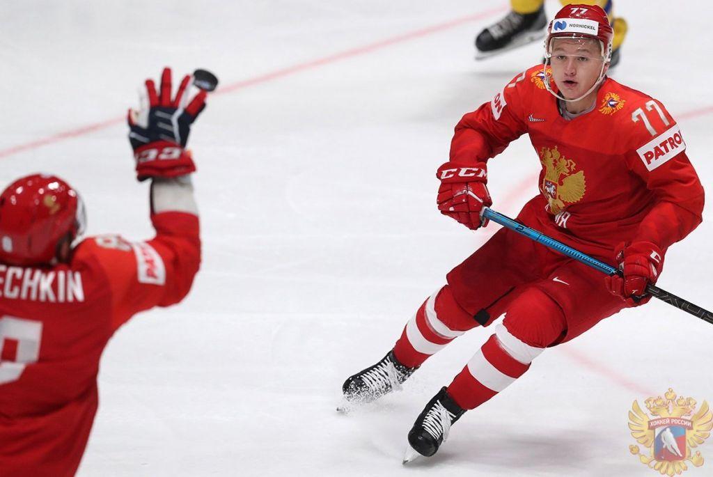 «Америка – значит, Америка». Как сборная России отреагировала на разгром Швеции Спорт