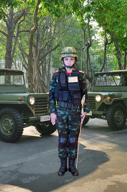 Появились первые официальные фотографии новой королевы Таиланда Новости