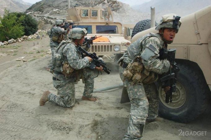 На поле боя смартфоны выдадут позиции противников военная техника,гаджеты,смартфоны,техника
