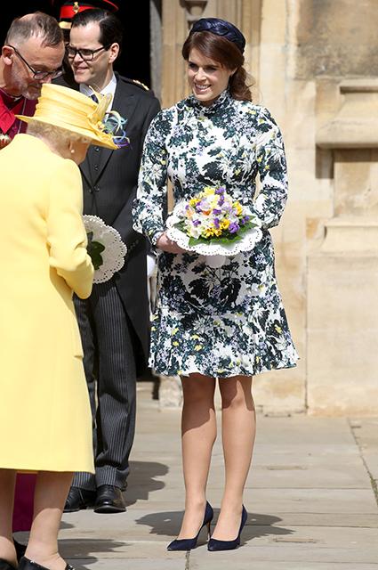 Не всегда первая: Кейт Миддлтон повторила образ 86-летней герцогини Кентской Монархии