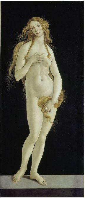 Почему женщины бреются: виноваты художники? История запретных волос на женском теле