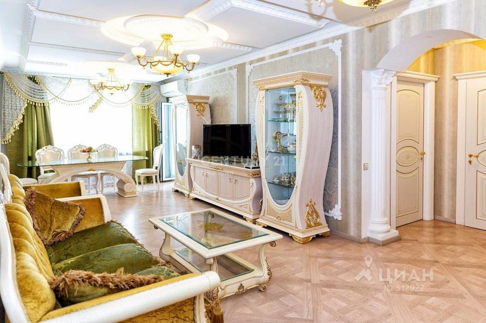 Так жить нельзя: квартира губернатора за 27 миллионов дизайн,интерьер,квартира,недвижимость,роскошь