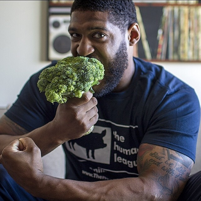 Знаменитые атлеты и их диеты