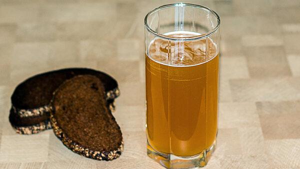 Настоящий хлебный квас в домашних условиях - семейный рецепт квас,кулинария,напитки