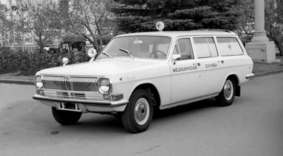Американские корни, дизель и семиместный салон: мифы и факты про ГАЗ-24-02 автомобили,автомобиль