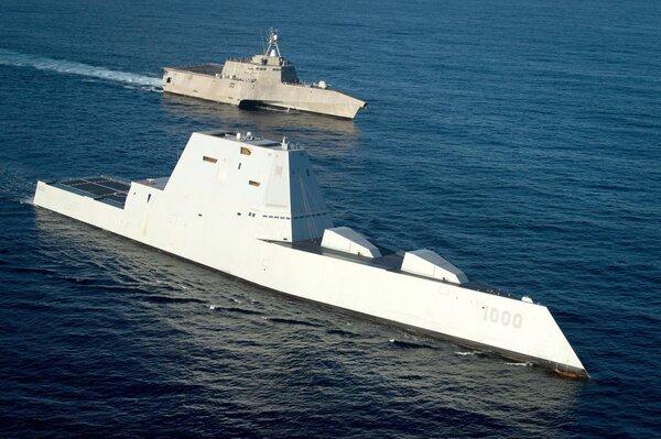 ВМС США утопили миллиарды долларов в море новости,события