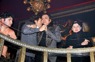 Малахов представил миру своего богатого любовника андрей малахов,концерт,наши звезды,развлечение,скандал,сплетни,тв,шоу,шоубиz