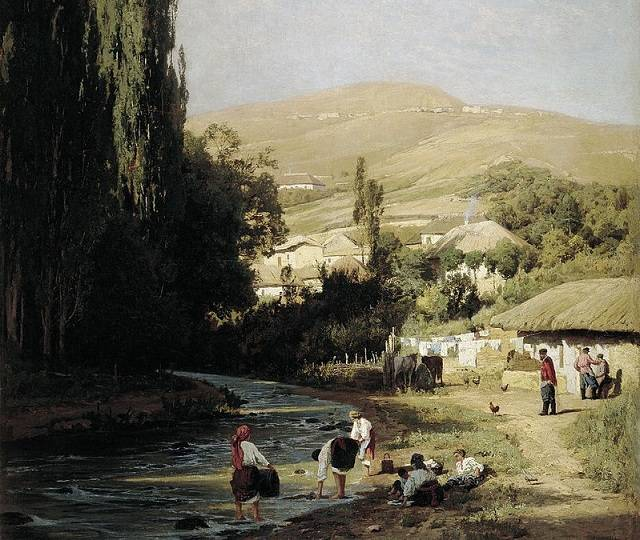 Кисловодск. Некурортная крепость минеральных вод
