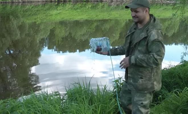 Ловим рыбу без удочки водоем,река,рыба,Тренинг,уловка,хитрость