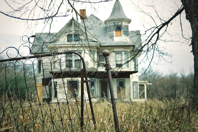 Самые дорогие заброшенные дома в мире Культура