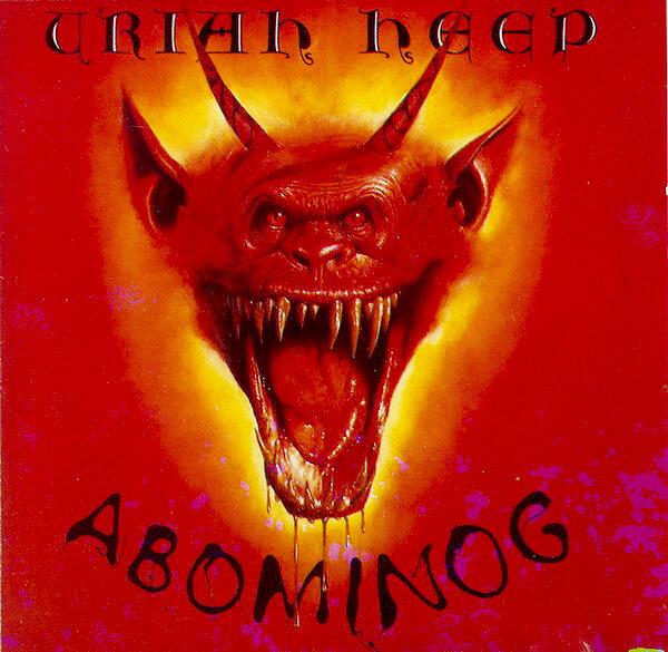 Uriah Heep. Прорыв в 80-е группа,зарубежная