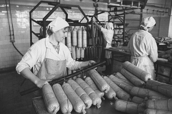 6 любимых советских продуктов, которые мы позаимствовали у Америки интересные факты,история,наука,продукты,СССР,США